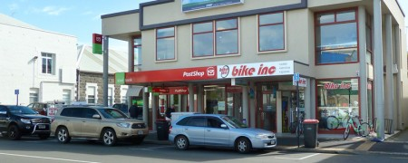 bike inc timaru shop